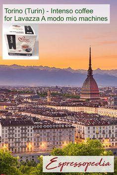 Lavazza A Modo Mio Compatible Pods Italian Coffee, Nescafe, Coffee Pods, Torino, Nespresso, Taj Mahal, Recipies, Mansions, House Styles