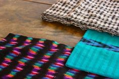 Some of the beautiful Ikat scarves made in San Juan la Laguna, Solola, Guatemala. You can find these and more #HandMade and #FairTrade products for sale on-line by one of our wonder partners at guatemalafairtrade.dk