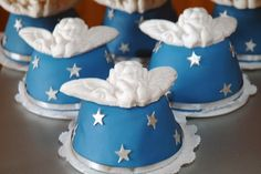 Angel Cup Cakes