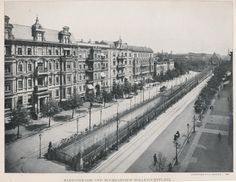 ca 1903 Kleiststrasse Hochbahnhof Nollendorf Platz