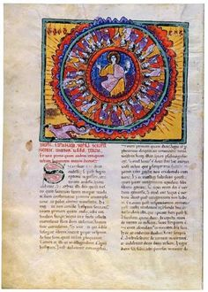 Vision Of God Enthroned | Fol. 59v | The Morgan Library & Museum