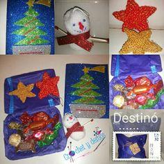 Crochet y demos: Regalitos del Ínter de Navidad