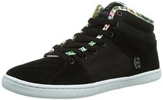 Etnies Womens Senix D Mid LaceUp ShoeBlack9 M US *** More info could be found at the image url.