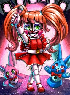 Whoever is stuffed inside me will decay like this. Just like a cheese in the cheek of hamster. Freddy S, Five Nights At Freddy's, Baby Cosplay, Fnaf 5, Fnaf Baby, Dream Pictures, Fnaf Sister Location, Circus Baby, My Little Pony