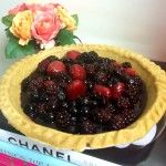 Super Easy, Highly Delicious Blueberry Blackberry Pie Talia Fuhrman
