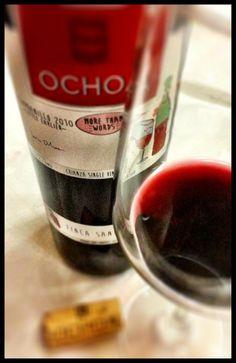 El Alma del Vino.: Bodegas Ochoa Finca Santa Cruz Tempranillo Crianza 2010