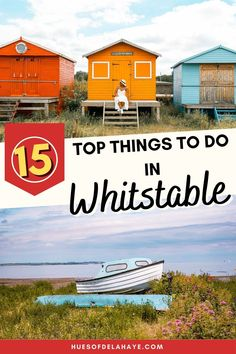 Things to do in Whitstable Europe Travel Guide, Travel Guides, Travel Destinations, Travel Advice, Day Trips From London, Things To Do In London, By Train, Ireland Travel, London Travel
