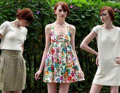Bahar Shahpar Eco Fashion, eco-friendly fashion, sustainable style, organic fashion, organic cotton, Ahimsa silk