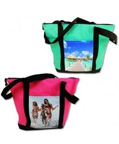 Bolsas para la playa personalizadas
