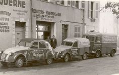 Jean-Pierre Dombrecht uploaded this image to '2 CV Fourgonnette Publicitaire'. See the album on Photobucket.