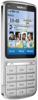 Nokia C3 01 -A Tremendous Combination of Science and Trchnology