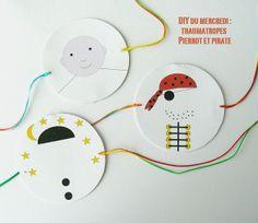 DIY du mercredi : thaumatropes à imprimer