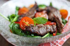 Thai+Beef+Salad+(Yum+Nuea)