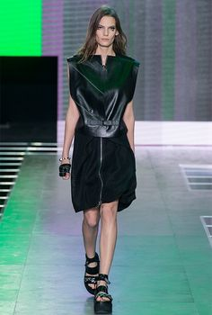 Space age: Louis Vuitton goes intergalactic for S/S '16