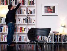 A Bookworm's Dilemma: Ditch Books When Downsizing?