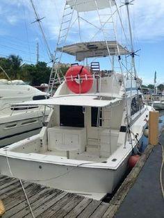 1986 Bertram 46.6 Power Boat For Sale - www.yachtworld.com