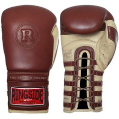 Ringside Heritage Lace Sparring Gloves -- Want to know more, click on the image. (This is an affiliate link and I receive a commission for the sales) #OtherSports