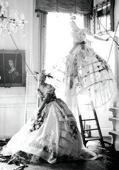 Edie Campbell by Tim Walker for Love Magazine F/W 2013