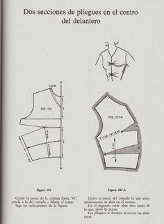 Como aumentar y disminuir tallas en patrones clase Baju gamis ninos