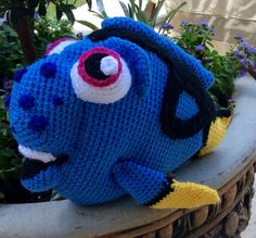 Dori from  Finding Dori by seechriscreate on Etsy