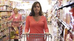 Woman A Leading Authority On What Shouldn't Be In Poor People's Grocery Carts