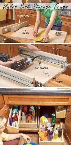 DIY Ideas to Remodel Your Kitchen #diyhomedecor #kitchenideas #home #homedecorideas