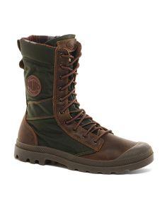 palladium pampa tactical boots