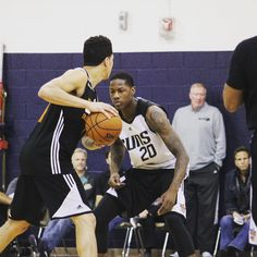 "Phoenix Suns on Instagram  ""The young guys going head-to-head. 429cdc810"
