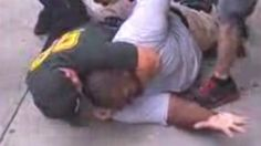 Protests erupt in New York after a grand jury declines to indict a white police officer who used the banned hold on Eric Garner. Eric Garner, Grand Jury, Sky News, Police Officer, Animal Shelter, Dog Cat, Death, Animals, York