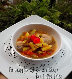 Healthy soup for diet.. love it.