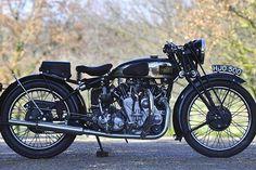 1938 Vincent-HRD Series-A Rapide