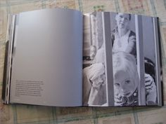 PHOTOHONESTY SIX PERCENT. The Six Percent Double Page Spread with Information and Photo Image