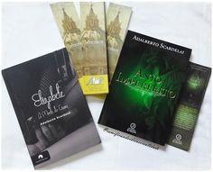Ramificando Ideias e Realidade: [PARCERIA] Escritor: Adalberto Scardelai