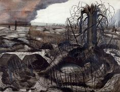 Paul Nash: Wire
