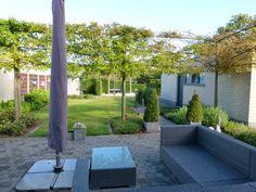 Vosselman buiten familietuin hoog □ exclusieve woon en tuin