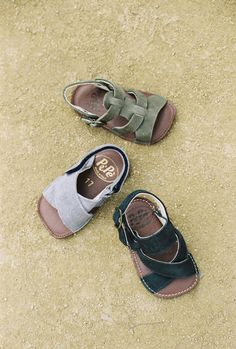 - Kids Sandals - Ideas of Kids Sandals - Pepe kids sandals- sandalen! Little Girl Fashion, Boy Fashion, Fashion Shoes, Girls Shoes, Baby Shoes, Kids Sandals, Baby Sandals, Summer Sandals, Shoes Sandals