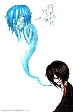I am dead Anime Chibi, Manga Anime, Anime Art, Emo Art, Goth Art, Arte Horror, Horror Art, Animes Emo, Arte Emo