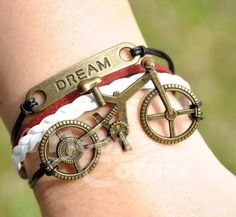 Pedal your dreams to life - For more great pics, follow www.bikeengines.com