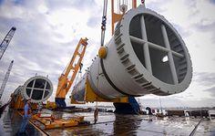 Understanding Breakbulk And Heavy-Lift Shipping - http://www.la247forwarder.com/understanding-breakbulk-and-heavy-lift-shipping/