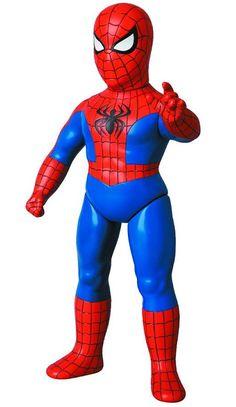 SOFUBI Spiderman