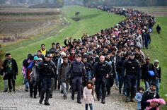 EU to declare 'Balkans route closed' to refugees at Brussels summit | Press TV, with Jim W. Dean, March 7, 2016, Veterans Today:
