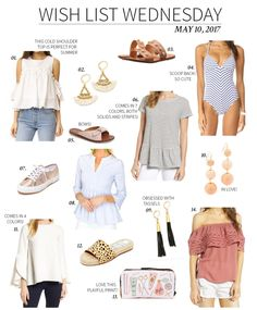 Spring Wish List, The Southern Style Guide, Shopping Guide