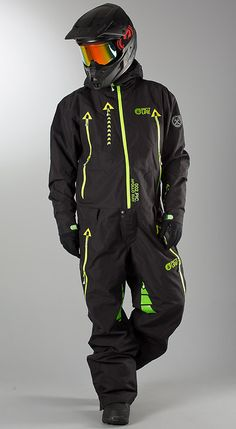 de - Snow One Piece Suits - Trend Frauen Fahrrad Sport Outfits, Boy Outfits, Winter Outfits, Casual Outfits, Mode Au Ski, Sport Model, Biker Boys, Snowboarding Outfit, Moda Masculina