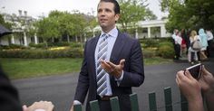 Donald Trump Jr. appeared on Capitol Hill Thursday for his first appearance before lawmakers investigating Russia's influence on the 2016 presidential election.