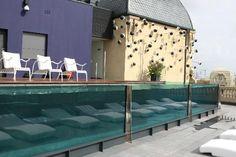 piscine couloir