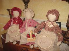 amish doll.