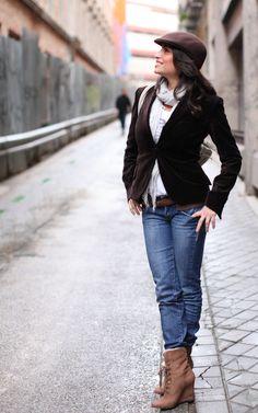 Miss Beret by O Alfaiate Lisboeta