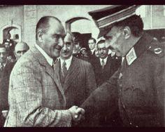 """Mustafa Kemal Atatürk : """"Medeni olmayan insanlar, medeni olanların ayakları altında kalmaya mahkumdurlar."""" #ataturk"""