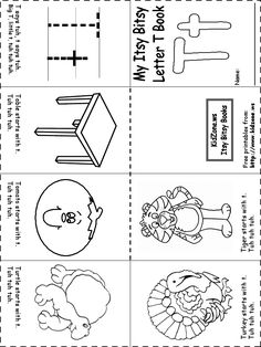 Articulation craft ideas