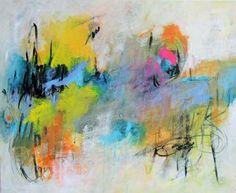 "Saatchi Art Artist Kat Crosby; Painting, ""You're Talking in Circles"" #art"